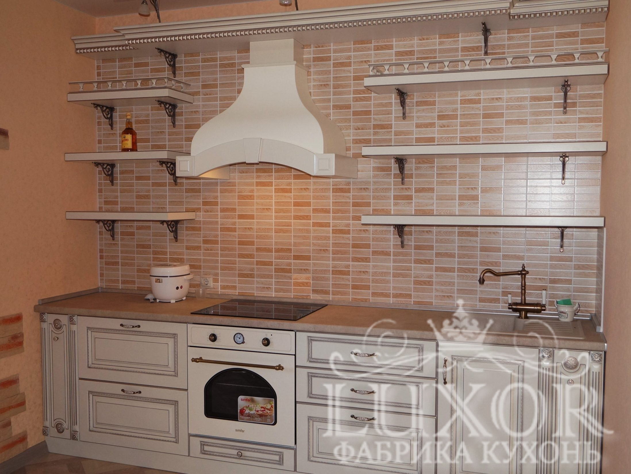 Кухня София - изображение